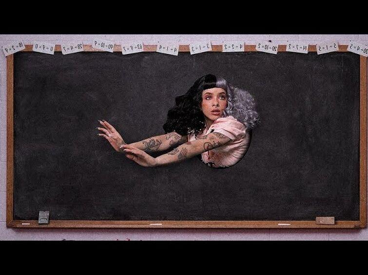Melanie Martinez - Eraser [Recording Session Snippet]