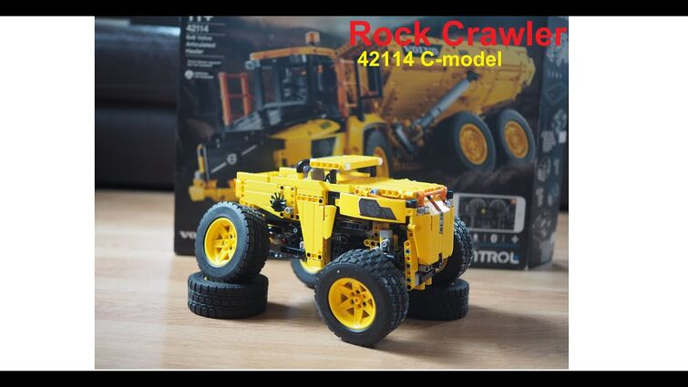 ROCK CRAWLER - 42114 C-model