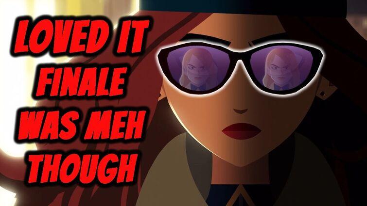 Carmen Sandiego Season 4 Sarcastic Summary