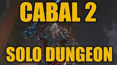 ◥Cabal 2◤ Solo Dungeon Guide Lupurs Excavation Site (Normal mode)