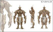 Cabal 2 concept art (2)