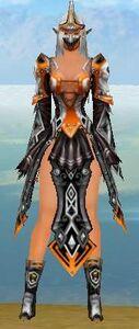 Front ShadowTitanium Martialsuit f.jpg