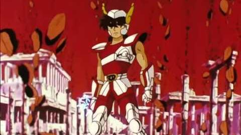 """""""Saint Seiya""""--""""Pegasus Fantasy Opening"""" (HD 1080p)"""