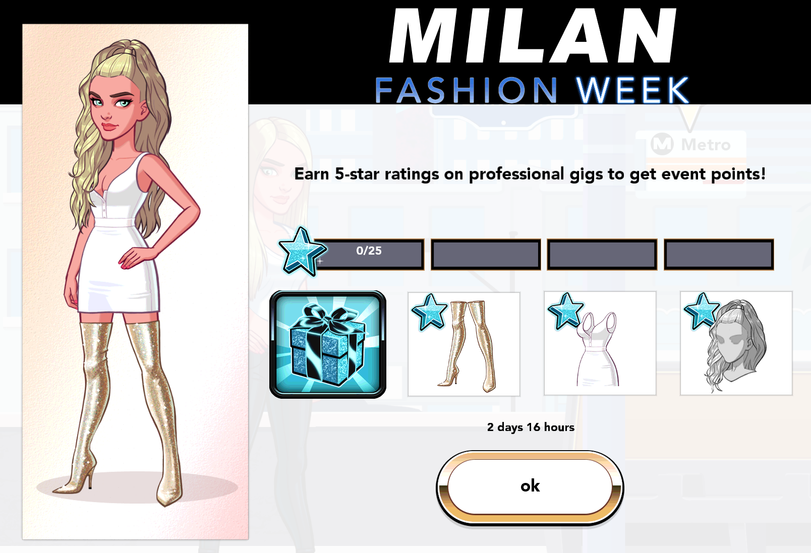 Weekend Event - Milan Fashion Week