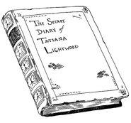 CJ Tatiana's diary 01