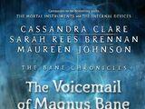 O Correio de Voz de Magnus Bane