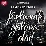 COLS audiobook cover, Swedish 01