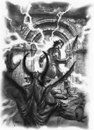 Codex Michael with Glorious & Sammael