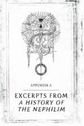 TSC Appendix A