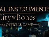 Filme:The Mortal Instruments: City of Bones (jogo)