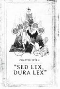 TSC Chapter 7 Sed Lex Dura Lex