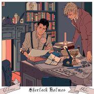 CJ Fairy tales Sherlock Holmes