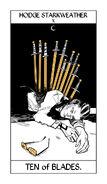 Tarot Blades 10