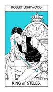 Tarot Steles King