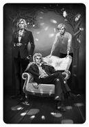 AD Ash, Janus, and Thule Sebastian