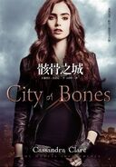 COB cover, Chinese 06, movie tie-in