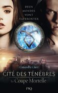 COB cover, French 04, movie tie-in
