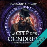 COA audiobook cover, French 01