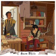 CJ Fairy tales, Snow White