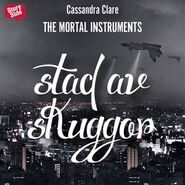 COB audiobook cover, Swedish 01