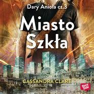 COG audiobook cover, Polish 01