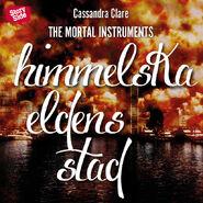 COHF audiobook cover, Swedish 01