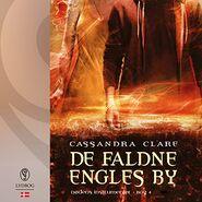 COFA audiobook cover, Danish 01