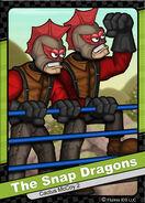 Snap Dragons Flipdeck