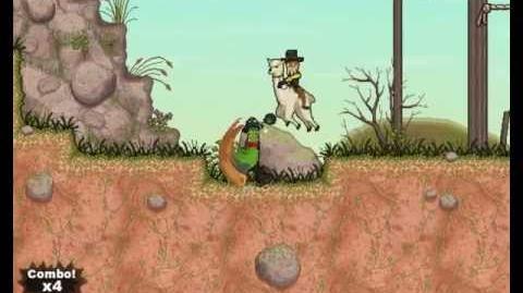 Cactus McCoy Boss! Alpaca Jack