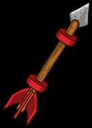 Ladder Spear render
