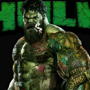 Hulk Smash x13's avatar