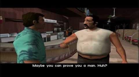 Grand Theft Auto Vice City - Chapter 6 - Umberto Robina (Cutscenes)