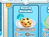 Beach Blondie