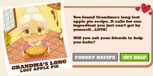 Grandma's Long Lost Apple Pie.png