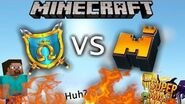 Trying The Best Minecraft Servers!...