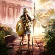 Amazon female