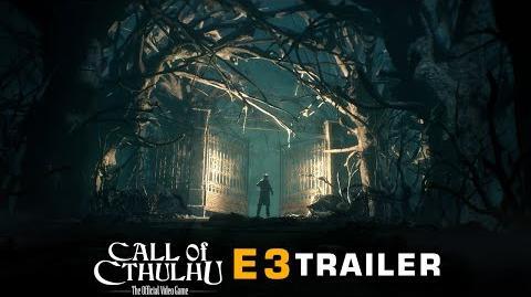 E3 2016 Call Of Cthulhu - E3 Trailer
