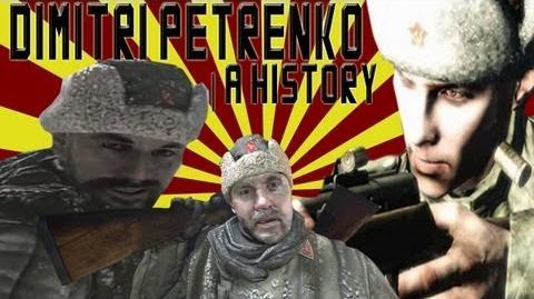 Dimitri Petrenko A History