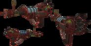Ray Gun models BO