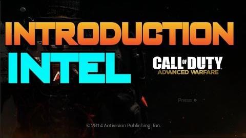 "Call of Duty Advanced Warfare ""INDUCTION"" All 3 3 Intel Locations"