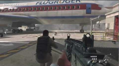 Modern Warfare 2 - Campaign - No Russian