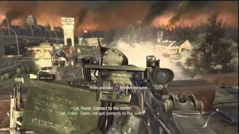 Modern Warfare 2 - Campaign - Wolverines!