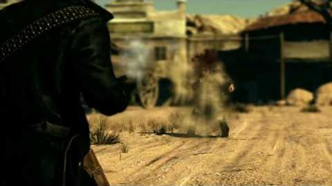 Call of Juarez Bound in Blood duello - Ray Vs Cobra
