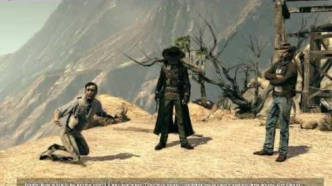 Call of Juarez Bound in Blood - mr