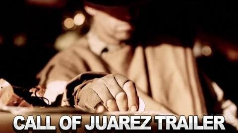 Call of Juarez Gunslinger - Announcement Trailer