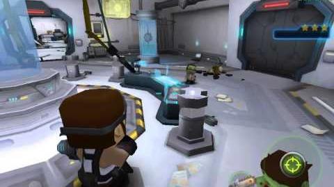 Call of mini zombies 2 laboratory glitch And Joe Blo-2