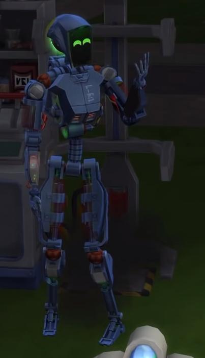Servo Bot
