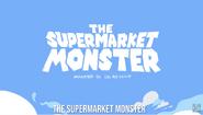 The Supermarket Monster