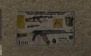 AKM poster Killhouse COD4