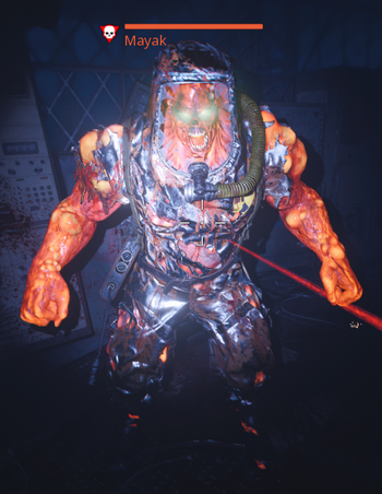 Mayak/Overlord